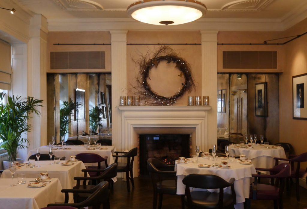 The Angel Abergavenny Oak Room - Dining Room