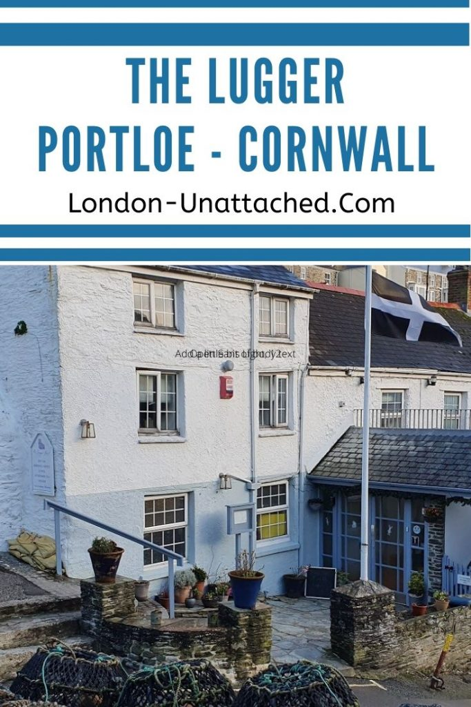 The Lugger - Portloe Cornwall