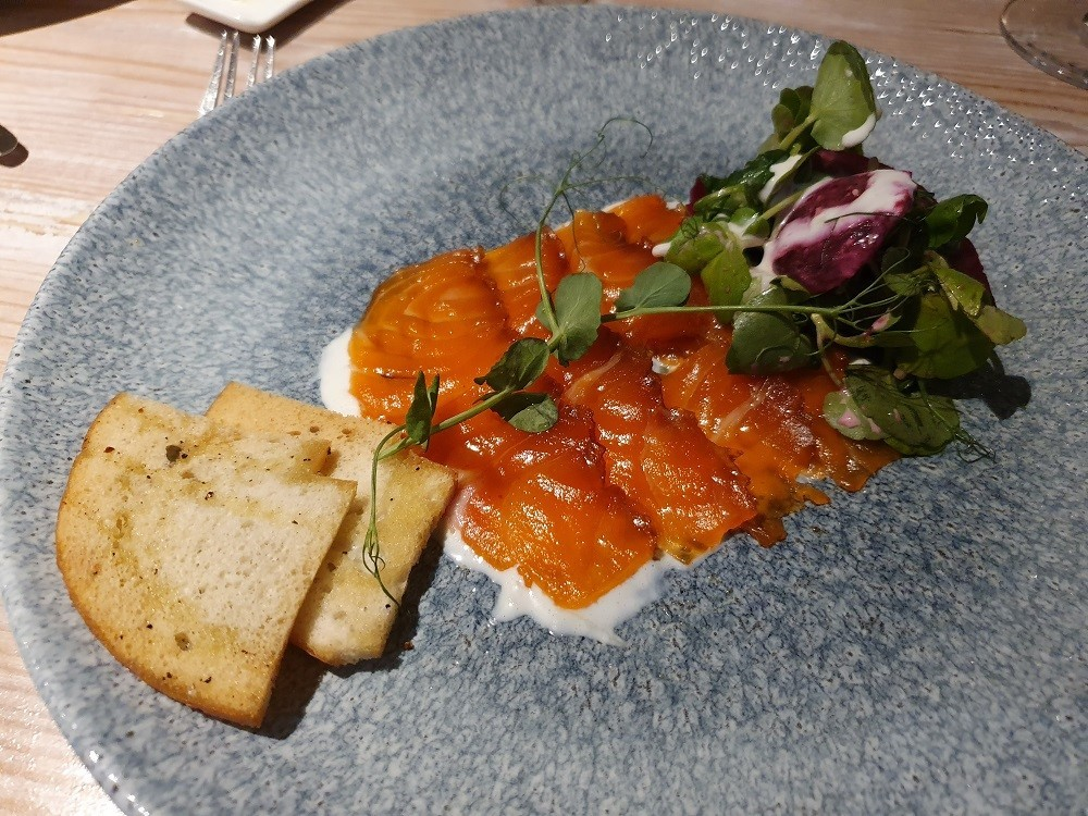 The-Lugger-Restaurant-Seasalt-Treacle-Cured-Sea-Trout
