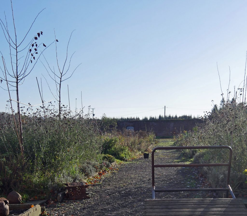 The Walled Garden Abergavenny