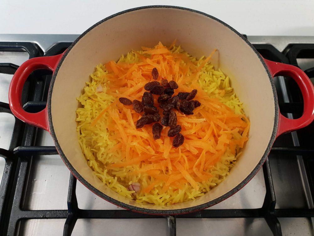 Feast Box jewelled rice