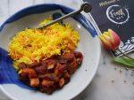 Feast Box Afghan Lubia