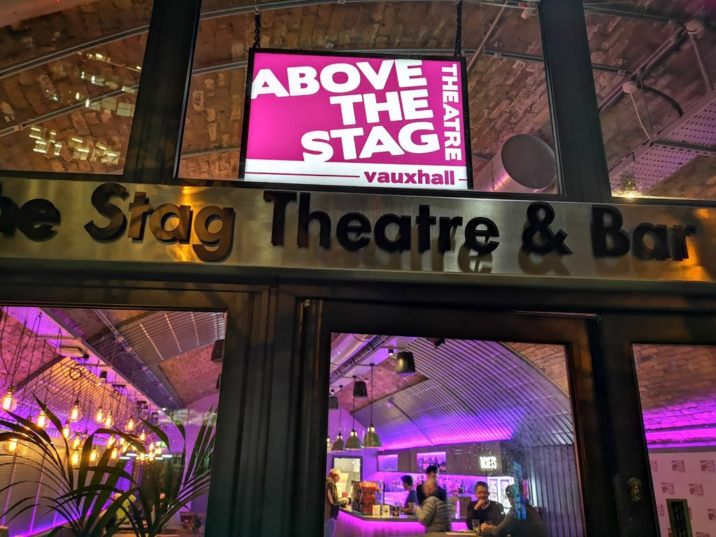 above the stag theatre vauxhall
