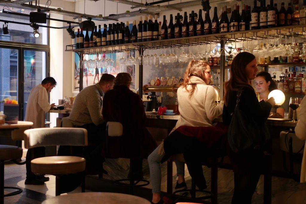 Bar - Scarlett Green Soho