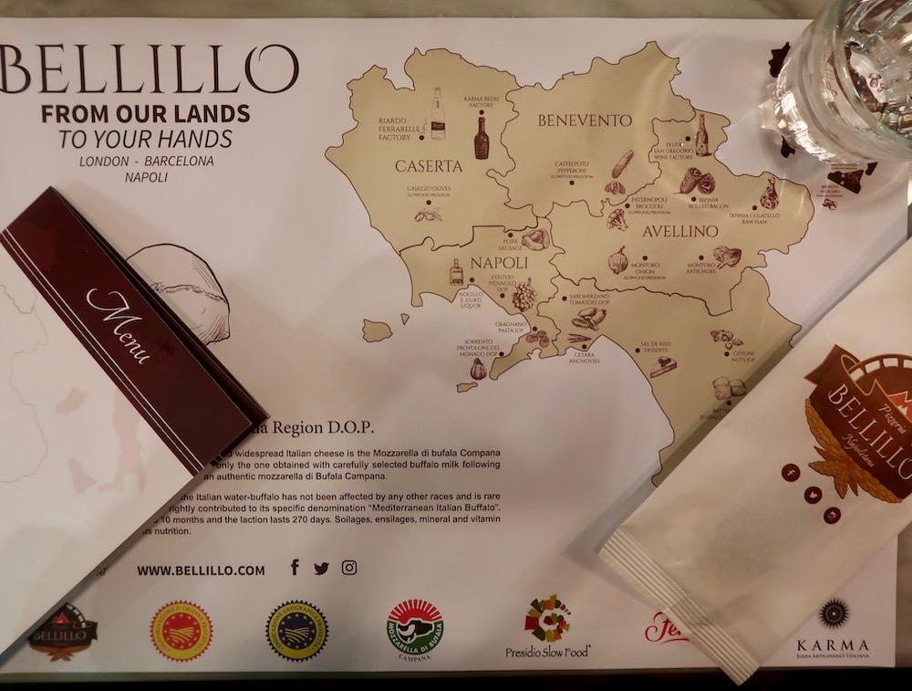 Bellillo place setting