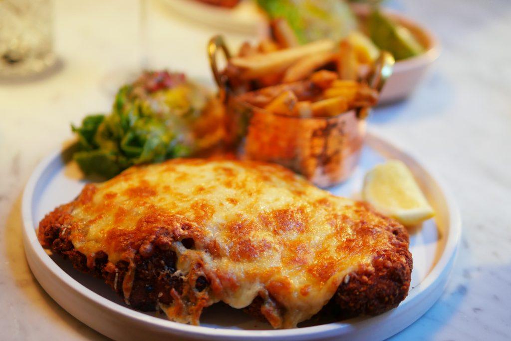 Chicken Parmigiana - Scarlett Green