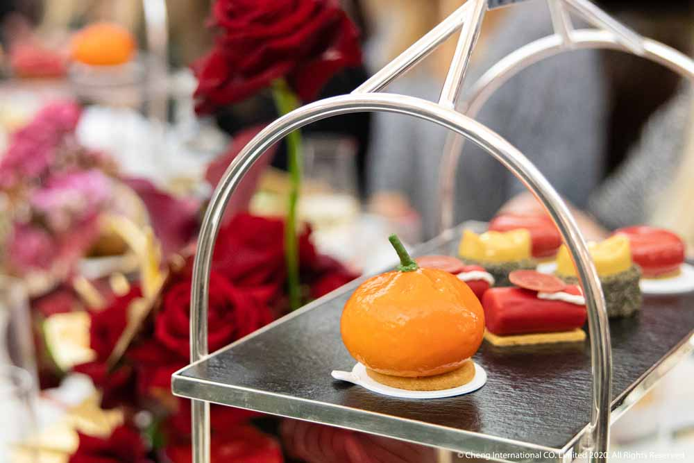 Mandarin - Harrods Chinese New Year Afternoon Tea