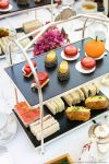 The afternoon tea tower for the Chinese New Year limited Afternoon tea