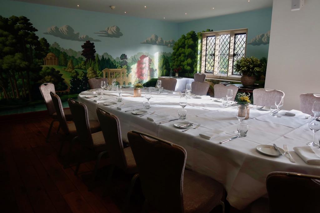 Great Fosters - Garden Room