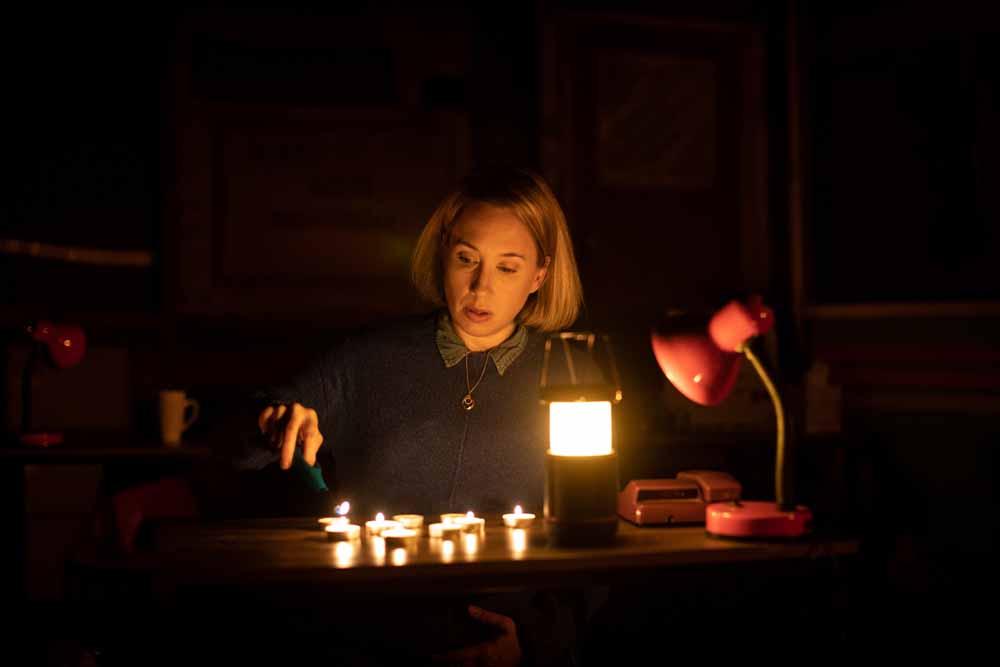Jenni Maitland - You Stupid Darkness Southwark Playhouse