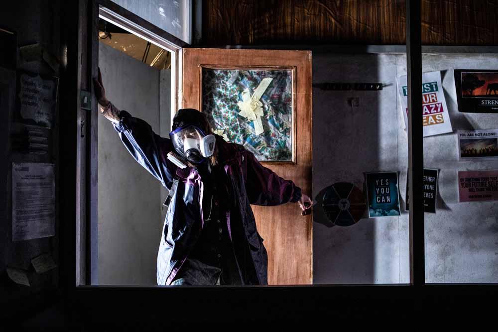 You Stupid Darkness Southwark Playhouse - Lydia Larson