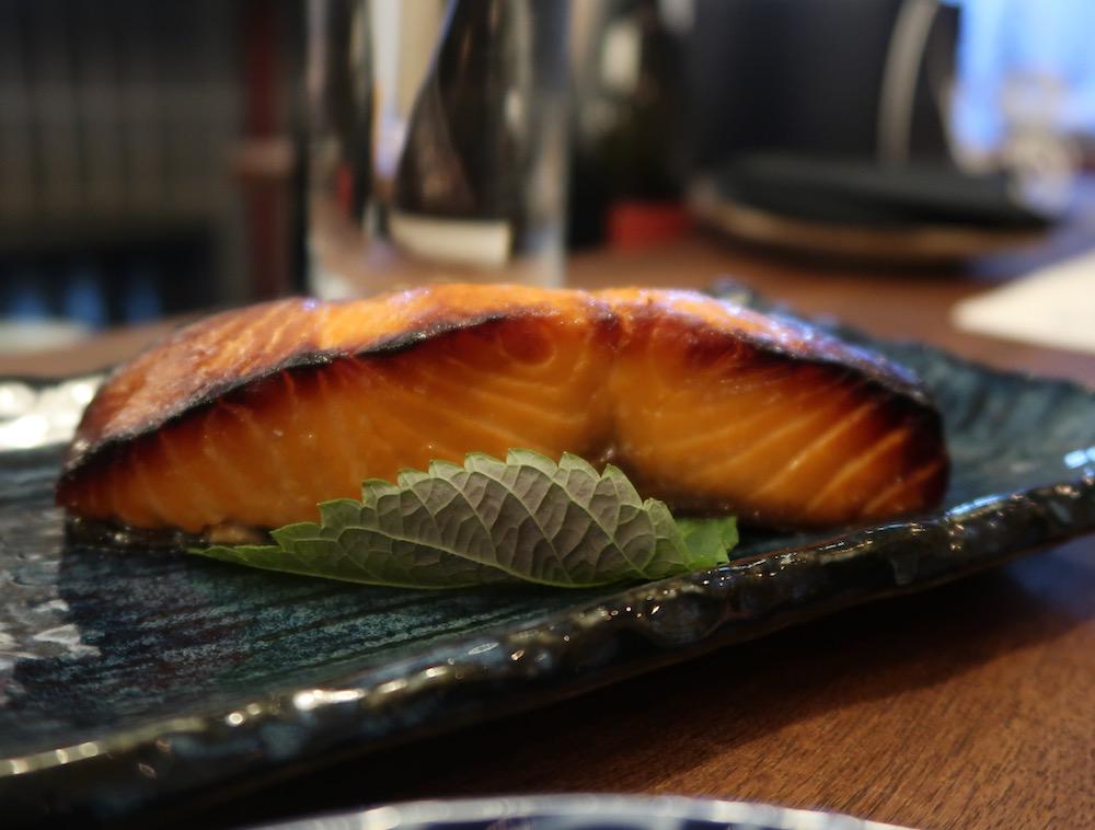 Moto salmon