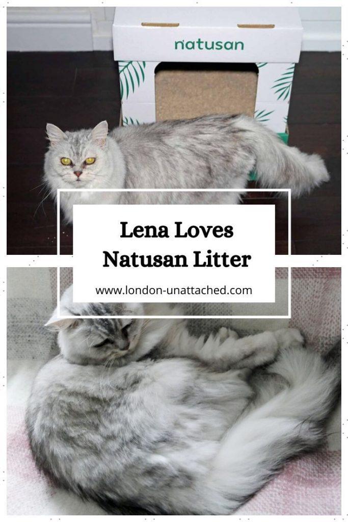 Natusan Cat Litter