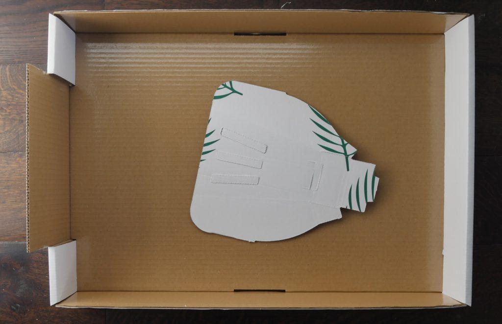 Natusan Cat Litter Box Empty