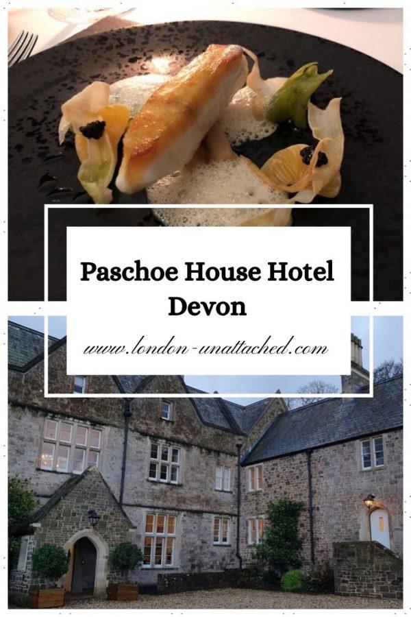 Paschoe House Hotel Devon
