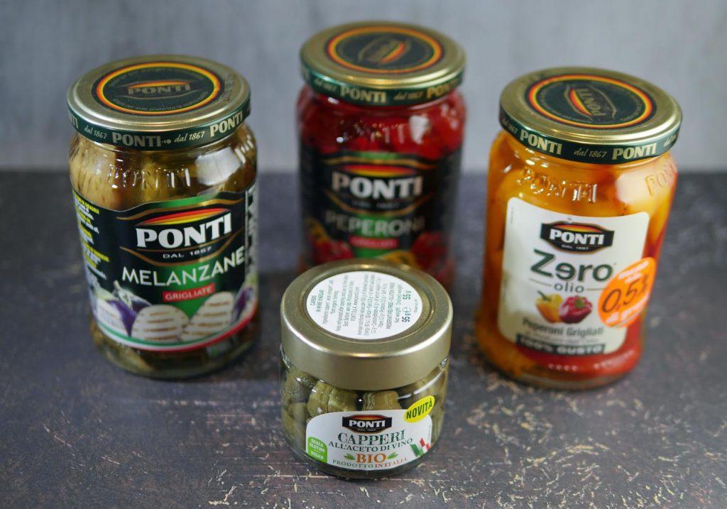 Ponti foods - aubergine