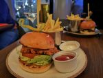 Redwood London Bridge chicken burger