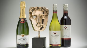 Wines for the 2020 BAFTA Awards