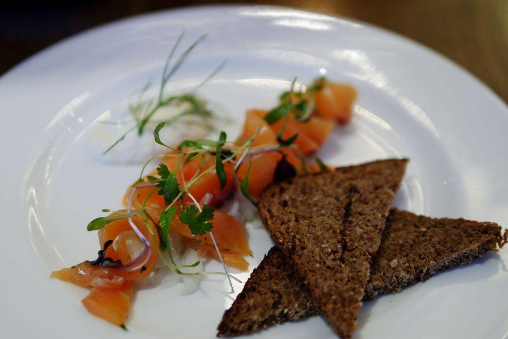 The Botanist Chelsea - Smoked Salmon