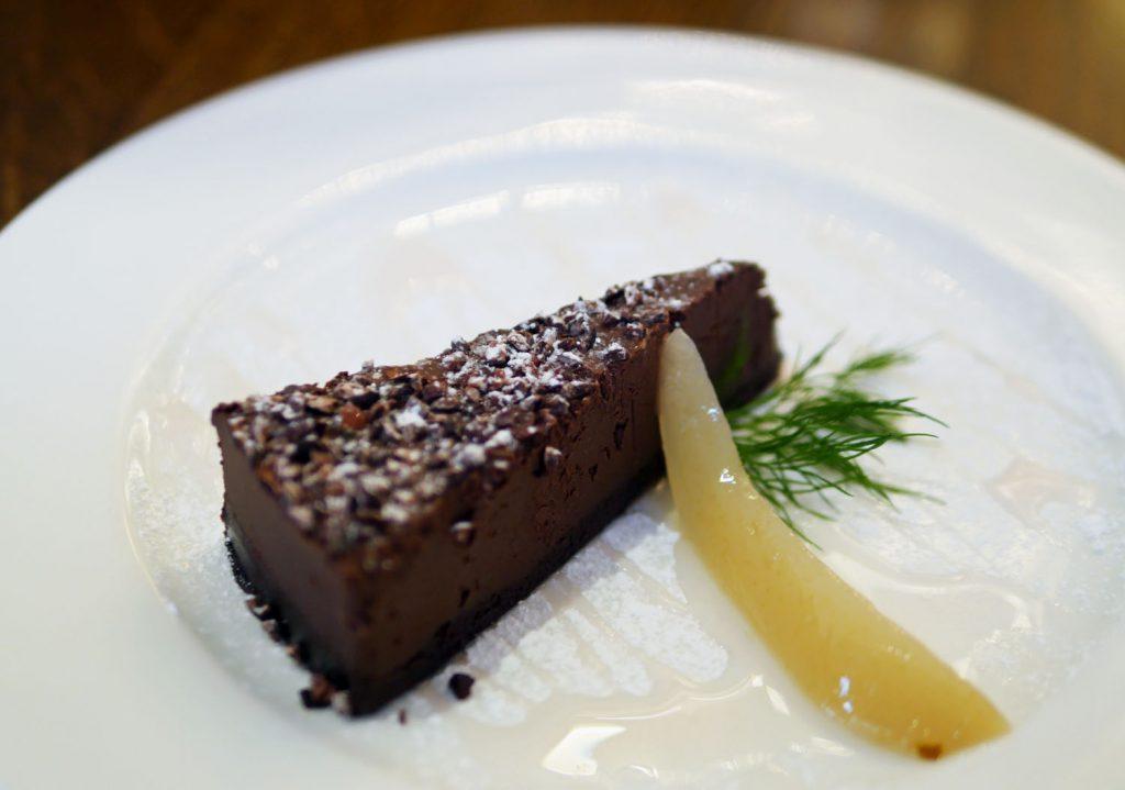 The Botanist - Chocolate Torte