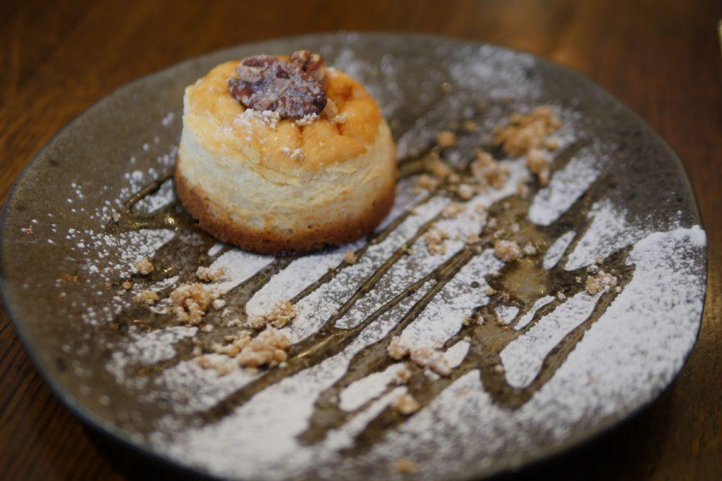 The Botanist Sloane Square - Cheesecake