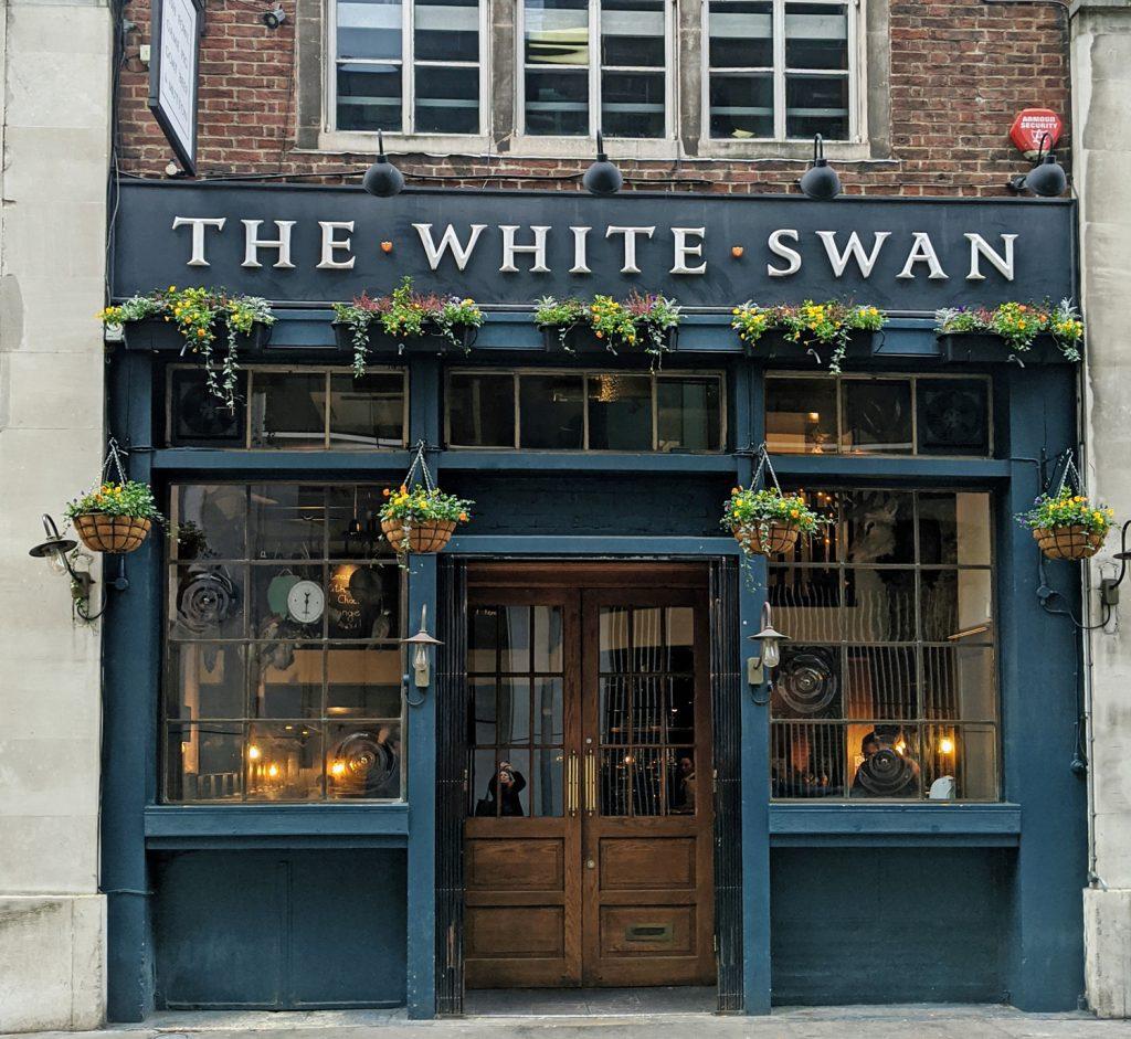 The White Swan exterior
