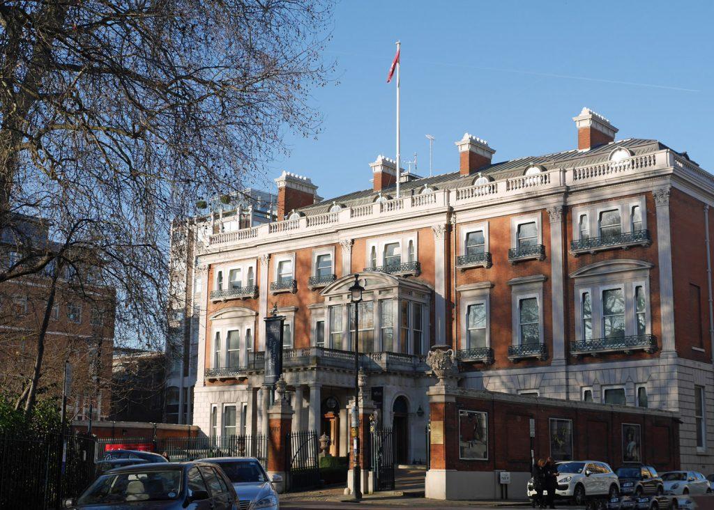 Wallace Colllection Exterior - Marylebone London