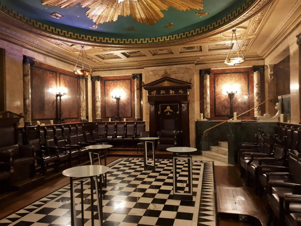 ANdaz Hotel Masonic Temple (2)
