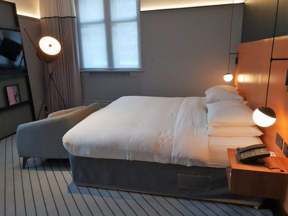 Andaz Hotel Bedroom (2