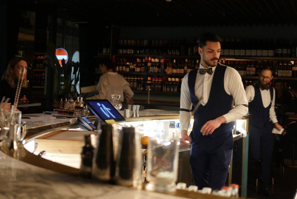 Bar - IT Restaurant Dover Street