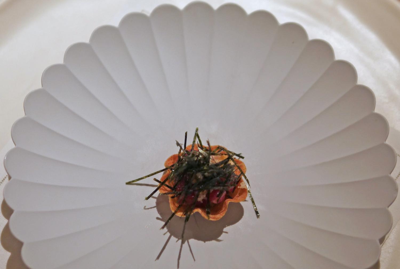 Beef tartare tartlet - The Clove Club