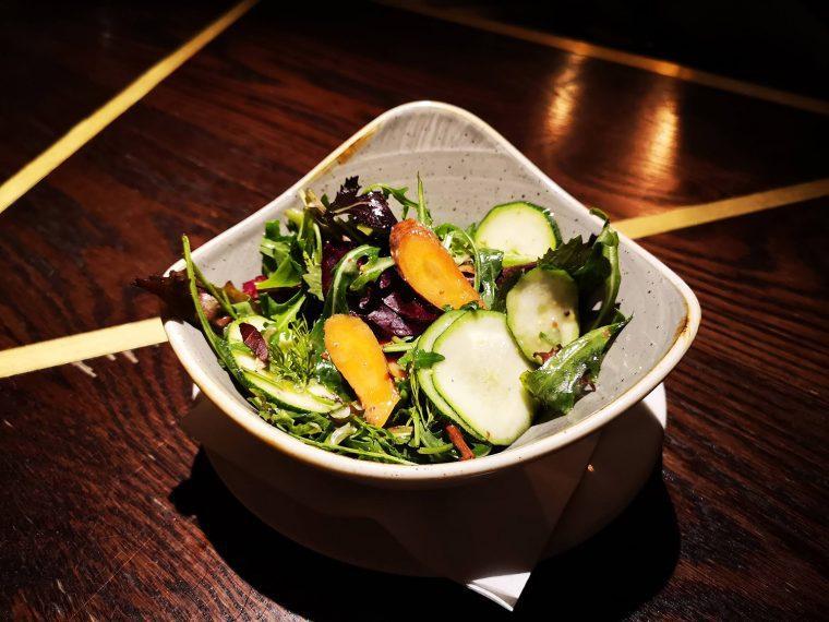 Botanist Broadgate salad