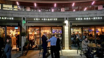 Botanist Broadgate Circle