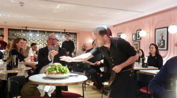 Boulevard Theatre Restaurant - presenting the haggis