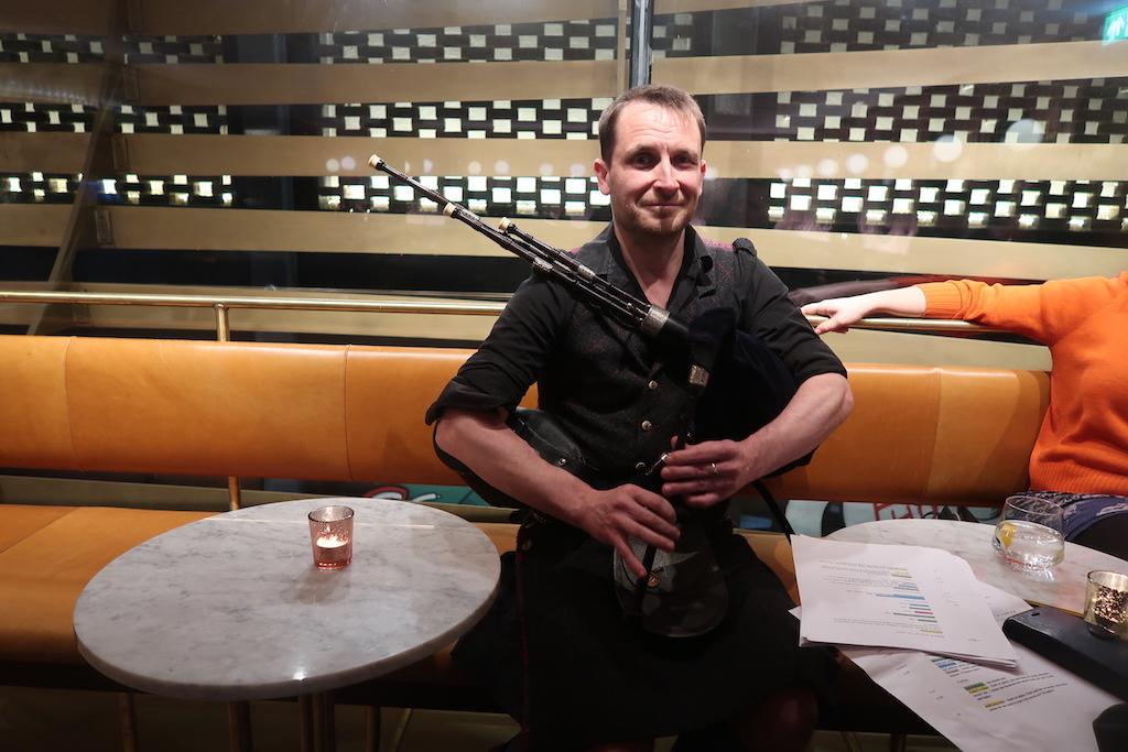 Boulevard theatre restaurant - David Colvin