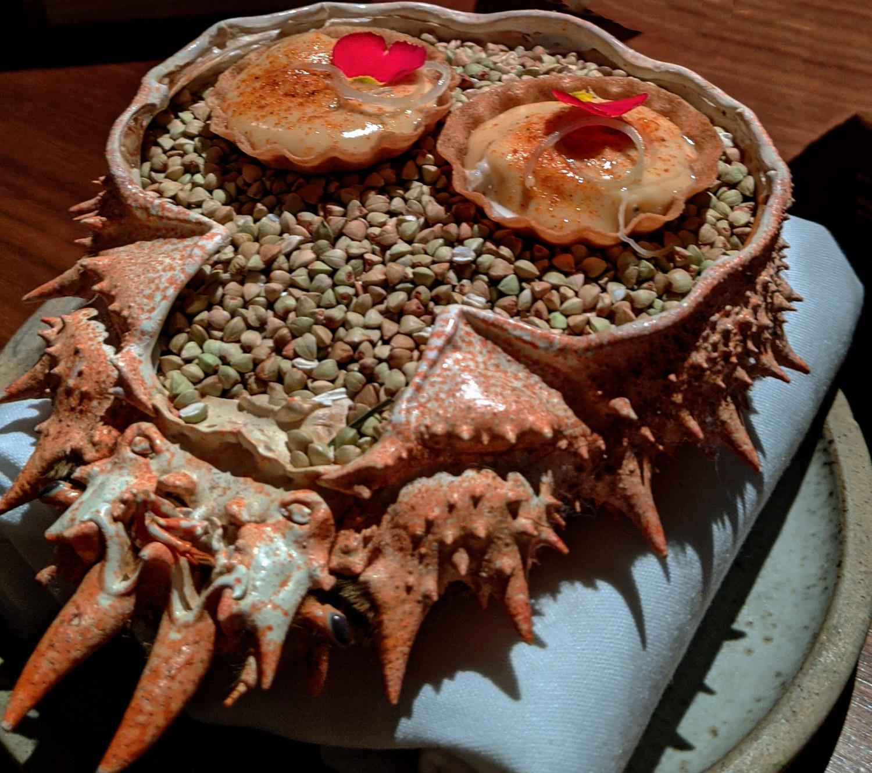 Crab - The Clove Club