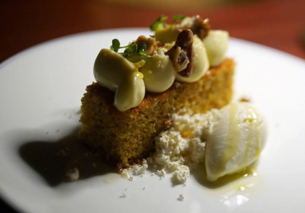 Dessert - IT REstaurant Mayfair