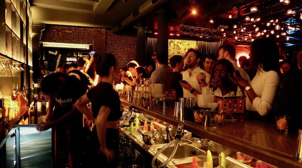 EASTCHEAP bar