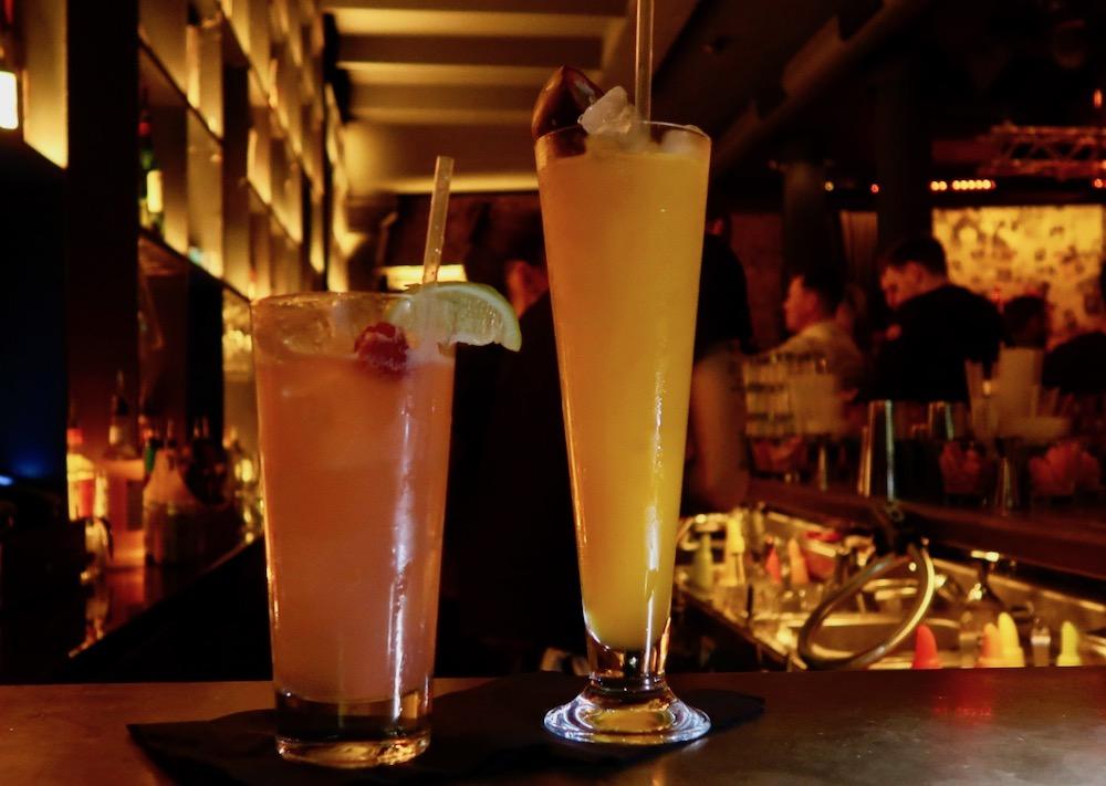 EASTCHEAP cocktails