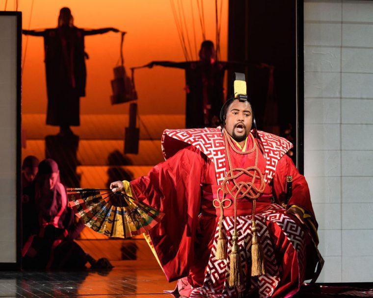Prince Yamadori - Madam Butterfly ENO, 2020