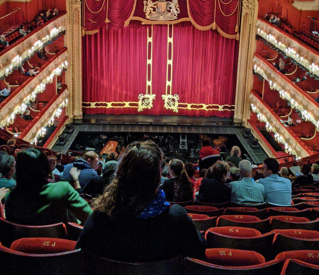 Friday Rush, Royal Opera House - Upper Amphitheatre Ticket