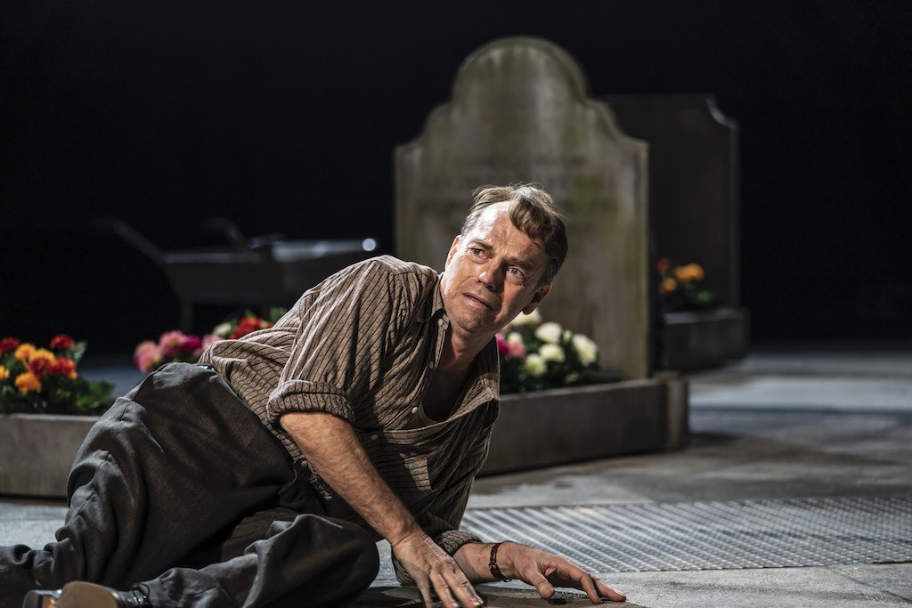 The Visit National Theatre - Credit: Johan Persson