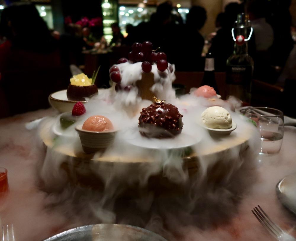Novikov desserts