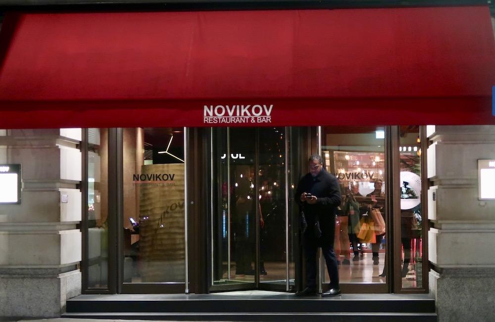 Novikov ext