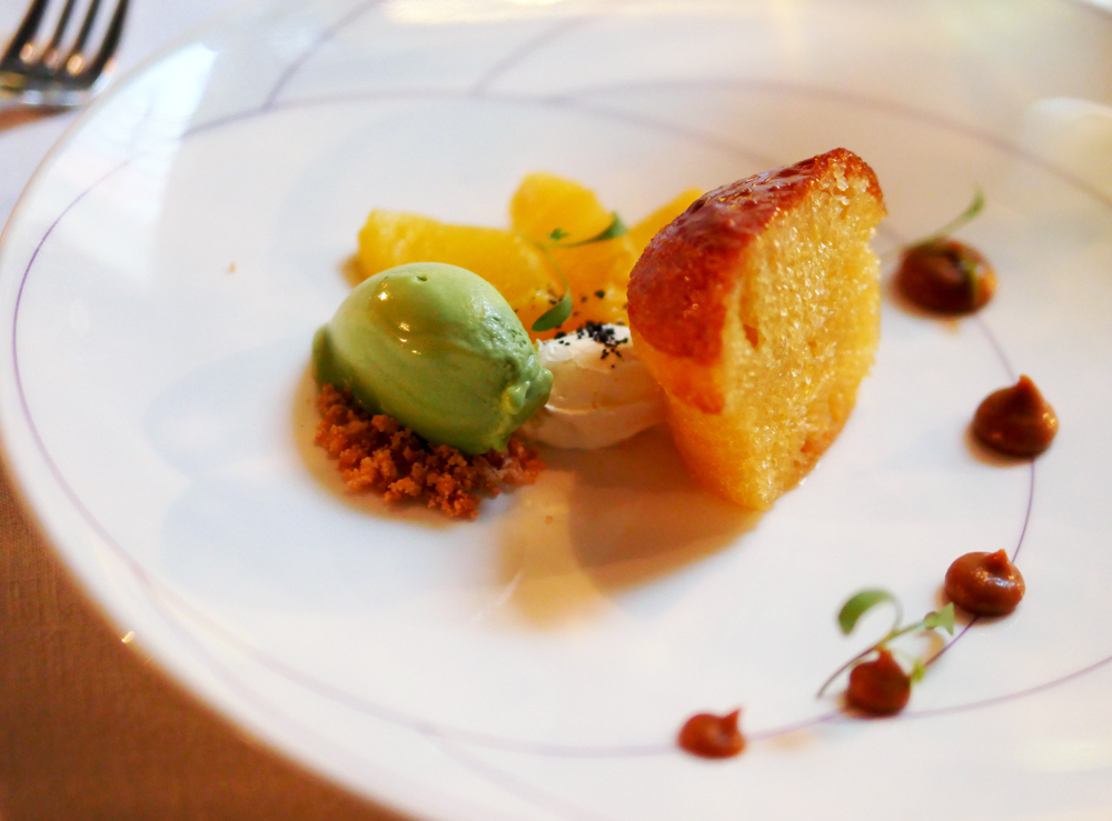 Pied a Terre Rum Baba