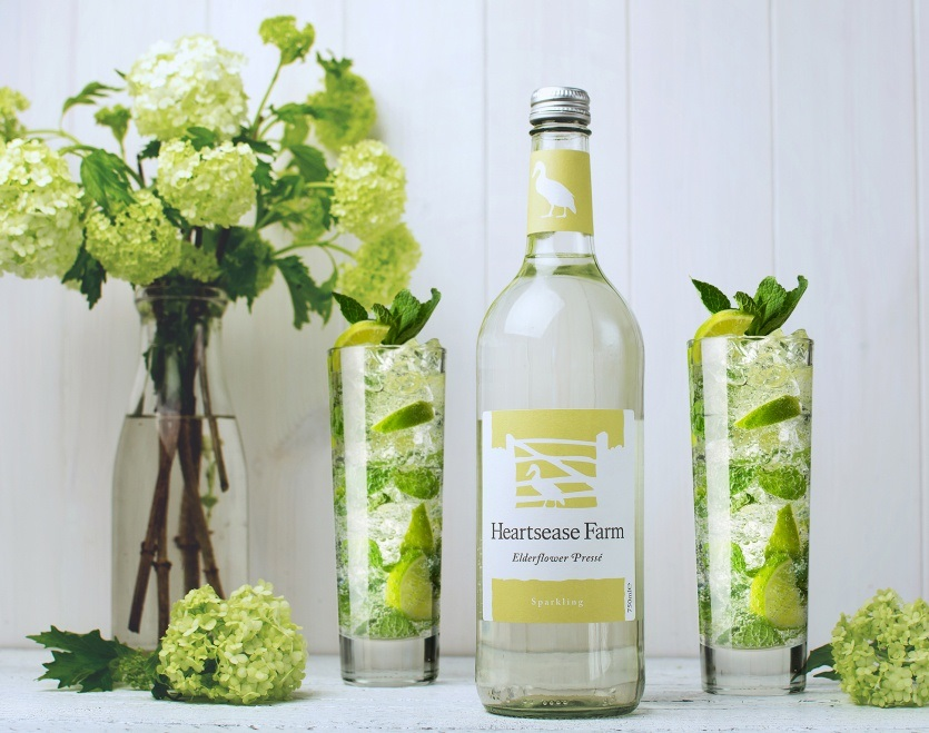 Radnor Hills - Elderflower Mojito