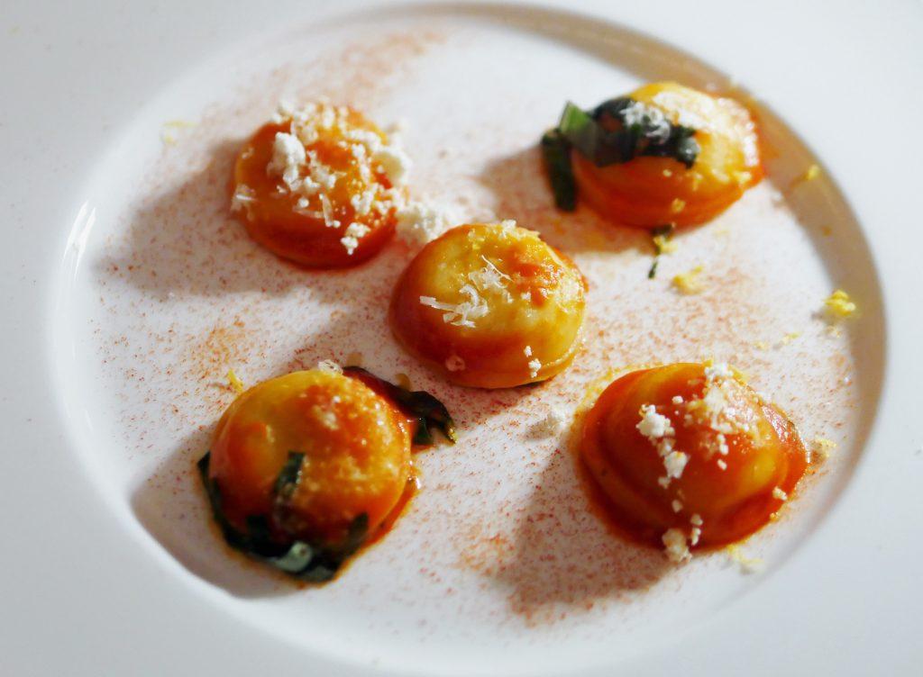 Ravioli Capresi - IT Restaurant
