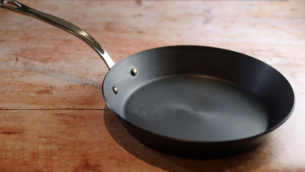 Samuel Groves Pan - Seasoned