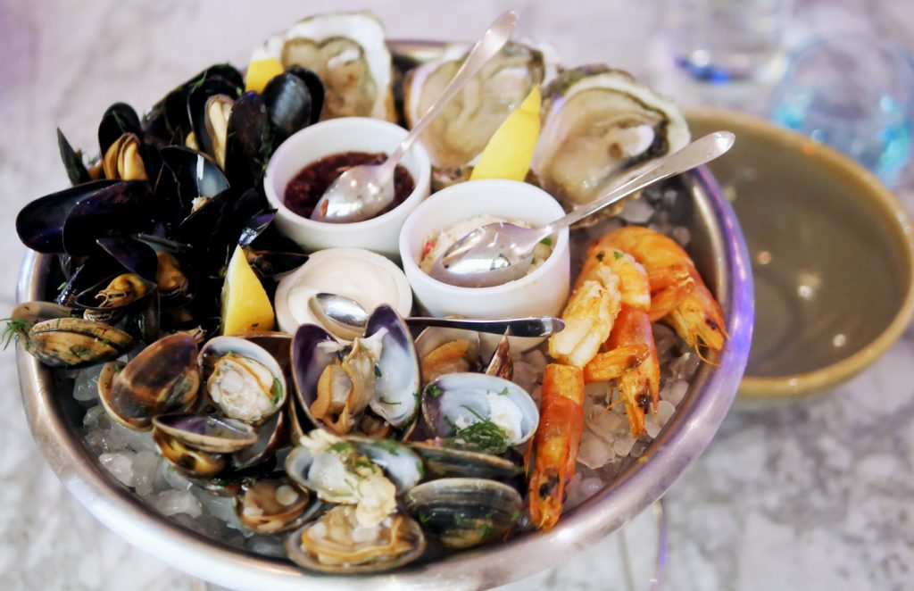 Seafood Platter 28-50 Covent Garden