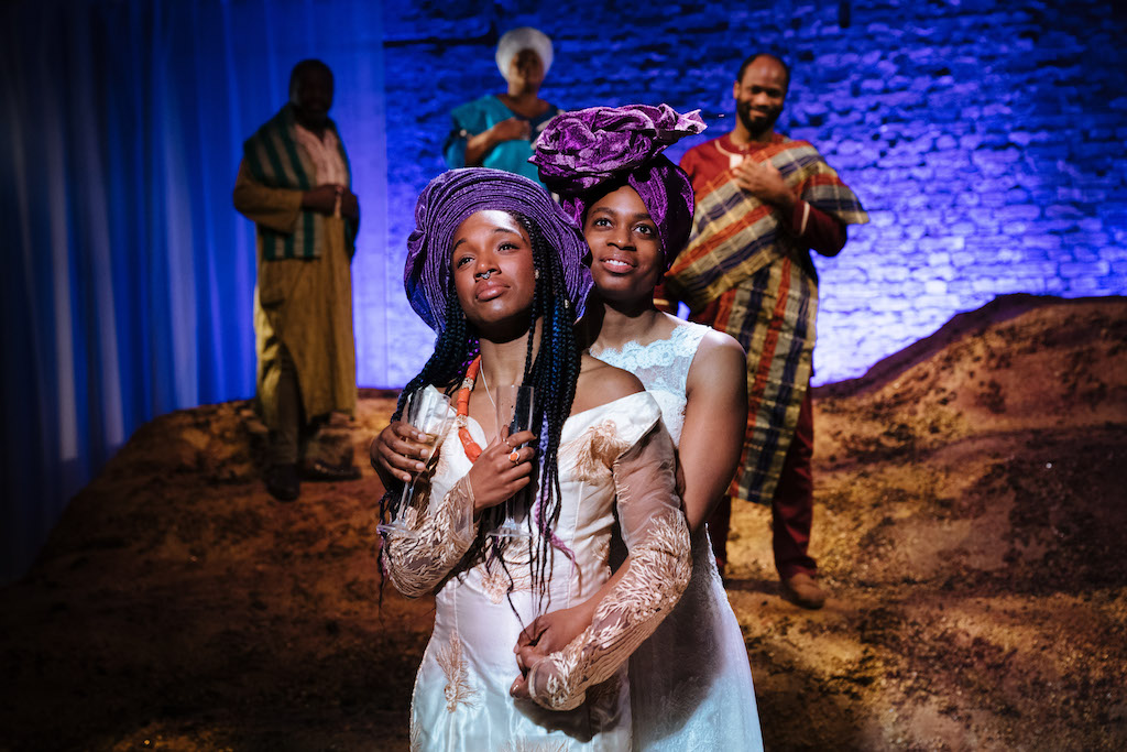 THE HIGH TABLE by Temi Wilkey, Bush Theatre